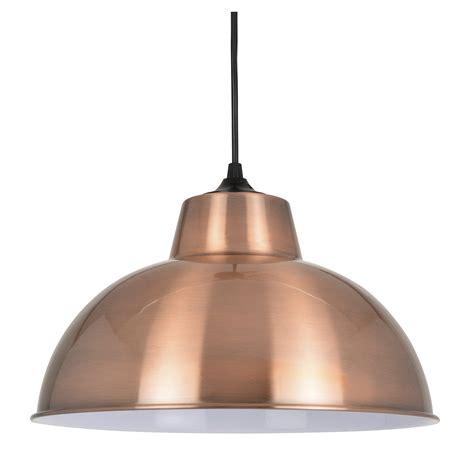 roi merlin cuisine suspension design mars métal cuivre 1 x 60 w boudet