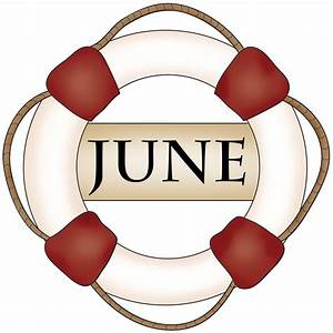 Month june clipart