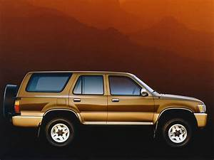 Toyota 4runner Specs  U0026 Photos - 1990  1991  1992  1993  1994  1995