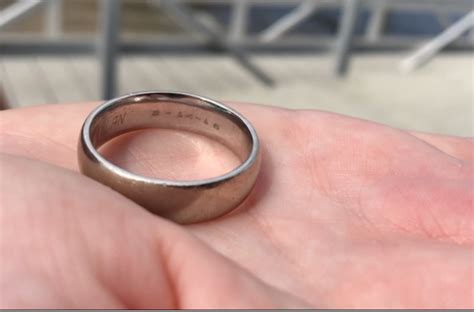man s wedding ring found at bryant park in lake worth wptv com