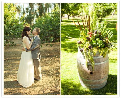 Romantic Southern California Ranch Wedding