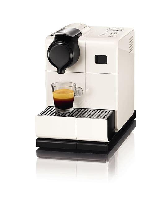 delonghi enw nespresso lattissima touch test