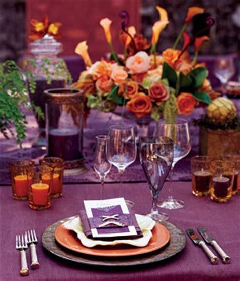 purple and orange decorating ideas purple and orange fall wedding ideas modern wedding