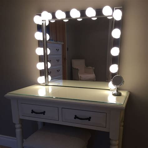 Vanity Mirror by Elizibeth Vanity Mirror Letterkenny Glass