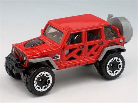 '17 Jeep Wrangler  Hot Wheels Wiki  Fandom Powered By Wikia