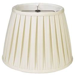 Lamp Shade With Spider Reflector Fitter by Silk English Pleated Lamp Shade Lamp Shade Pro