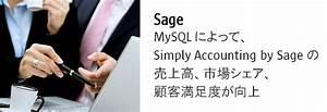 Mysql    Simply Accounting By Sage U6982 U8981