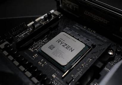 Ryzen Amd 3700x Cpu Processor Technology Wallpapers