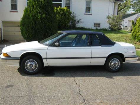 old car manuals online 1989 buick regal free book repair manuals find used 1989 buick regal custom coupe 2 door 3 1l true classic only 27k pristine in