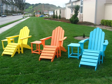 Green Frog's Recycled Plastic Outdoor Furniture Blog Go