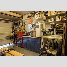 Anthony's Garage Woodshop  The Wood Whisperer