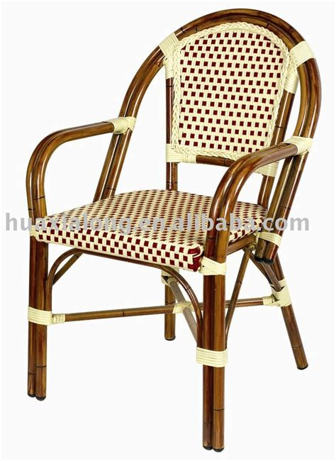 chaise bistrot alu stackable cafe bistro chair for restaurant