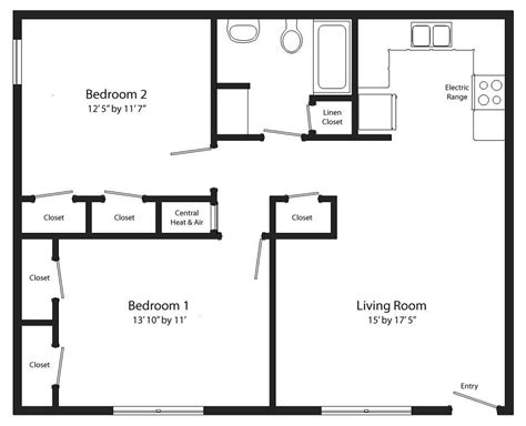unique  bedroom  bath house plans  home plans design