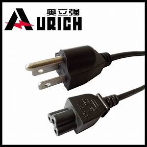 China Ac Power Cord Type And Stripped Female End Type Ul