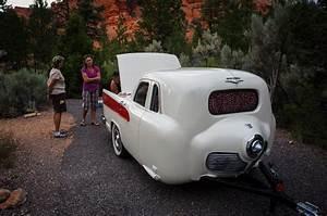 An amazing custom camping trailer. - Better Living Small