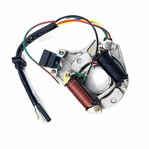 New Complete Cdi Wire Harness Stator Wiring Fit 50 70 90