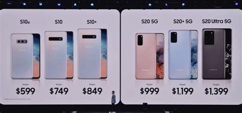 Samsung Galaxy S20 Sales Disappoint & Coronavirus Might ...