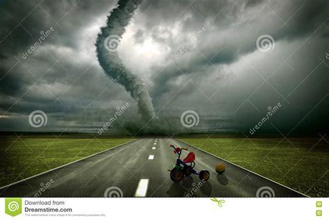 Approaching Tornado Stock Photos - Image: 8862053