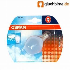 Glühbirne 60 Watt : osram tropfen active 60w e14 matt gl hbirne gl hlampe 60 wa ~ Eleganceandgraceweddings.com Haus und Dekorationen