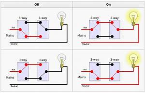 3 Way Switch With Relay Sensor