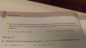 Auflagerreaktion Berechnen : funktionsgleichung funktionsgleichung einer parabel ~ Themetempest.com Abrechnung