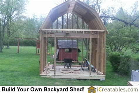 12x16 gambrel roof shed plans pictures of gambrel sheds photos of gambrel sheds
