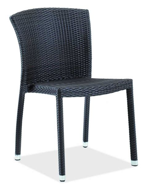 biscayne bay wicker side chair sw10c restaurant furniture