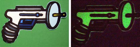 glow   dark inkjet shrink mcgpaper