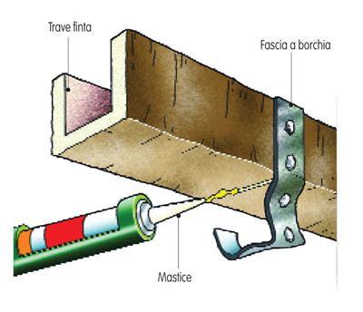 finte travi per soffitto travi finto legno come si installano e dove si comprano