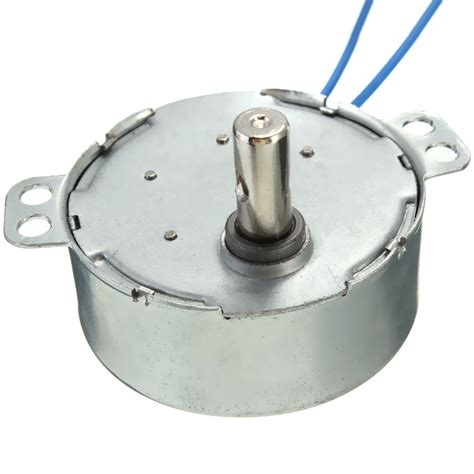 Synchronous Motor by Turntable Synchronous Motor Ac 100 127v 5 6rpm 50 60hz 4w