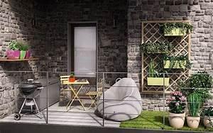 Stunning Arredare Terrazzo Lungo E Stretto Photos Design Trends 2017 ...
