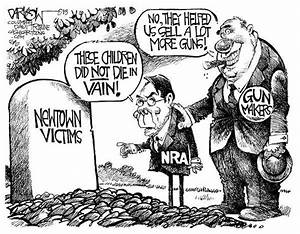 Any excuse to sell more guns... | Gun Violence Political ...