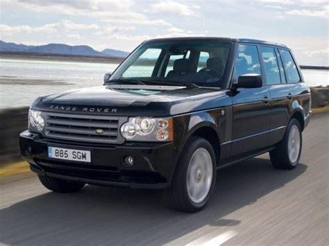 2006 Land Rover Range Rover  User Reviews Cargurus