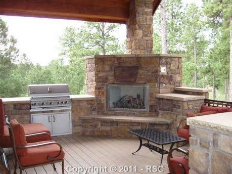 14150 Millhaven Pl, Colorado Springs, CO 80908   Fireplace