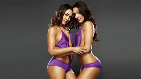 Bella Twins Divas Stars Fresh Hd Wallpapers All Wrestling Superstars