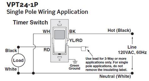 Leviton Trimatron Rnl Wiring Diagram