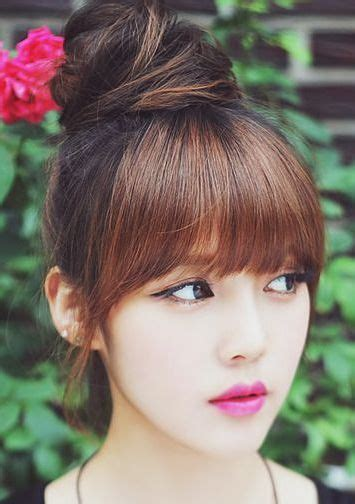 Japanese Hairstyles Buns by 25 Best Asian Hairstyles With Pictures