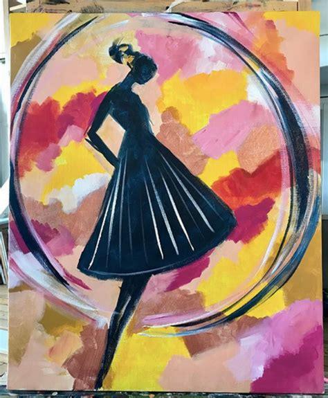 simple  beautiful acrylic painting ideas