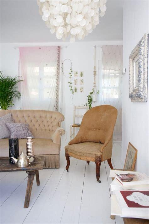 Shabby Chic Möbel Wohnzimmer by Shabby Chic Wohnzimmer Einrichten Und Dekorieren