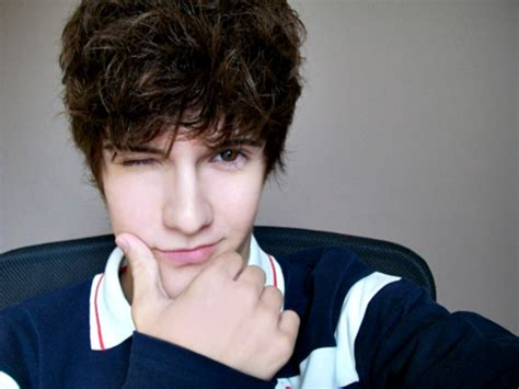 Brown Hair Boy by Brown Hair Boy On