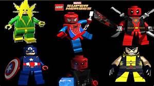 Lego Marvel Mystique | www.imgkid.com - The Image Kid Has It!