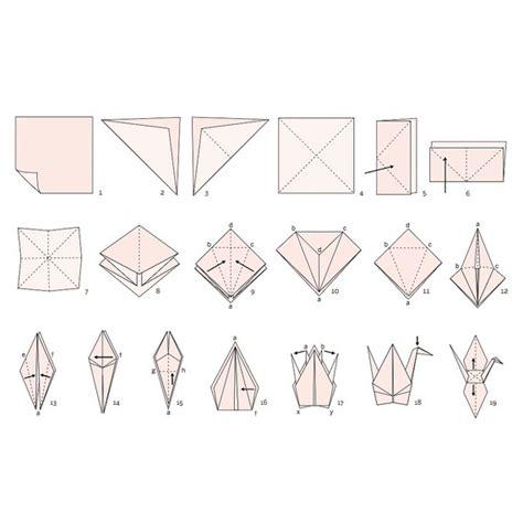 How Make Origami Crane For Your Wedding Martha