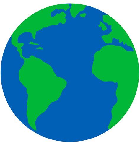 simple planet earth design  clip art