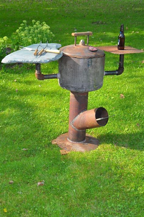 build  rocket grill home design garden