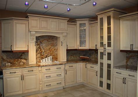 Antique White Cabinets   Stone International
