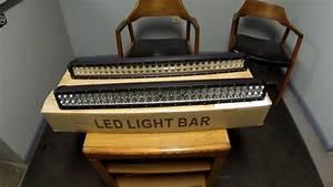 32 Inch  U0026quot Cheap Ebay U0026quot  Cree Led Light Bar Review Straight Vs