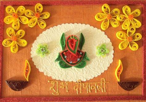 Deepawali Or Diwali Greeting Card Ideas For Diwali