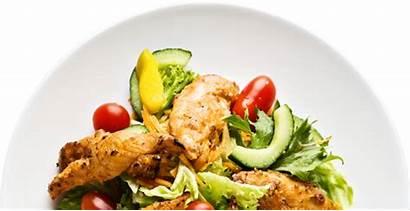 Plate Mediterranean Half Market Restaurant Garden Intermittent