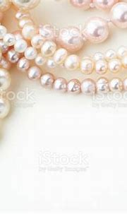 Pink Pearls Stock Photo - Download Image Now - iStock