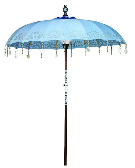 sun garden parasols uk sea painted sun parasol by indian garden company notonthehighstreet